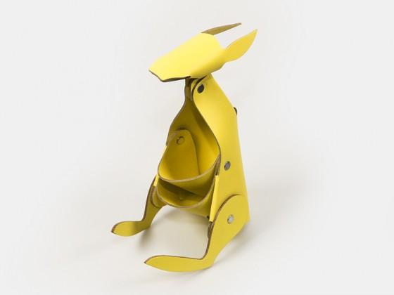 Canguro amarillo