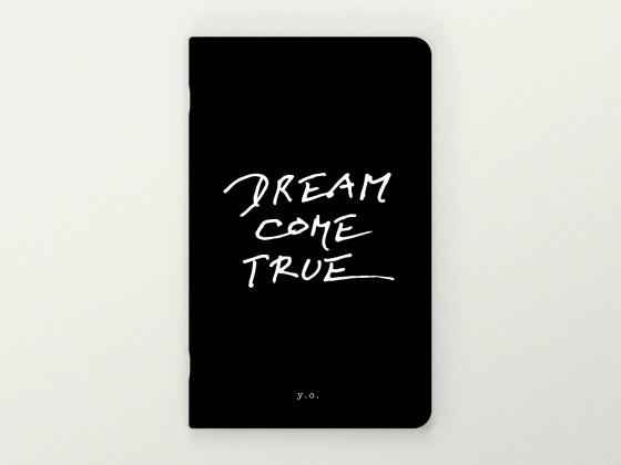 CUADERNO Yoko DreamComeTrueRender