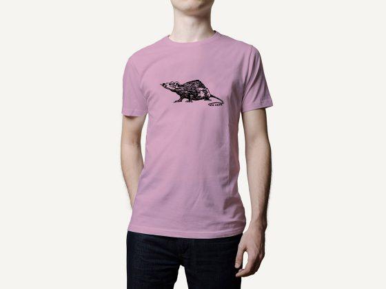 remera rosa