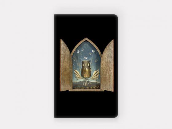 cuaderno Icono