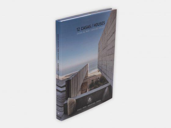 Libro 12 casas al mar en Tienda Malba