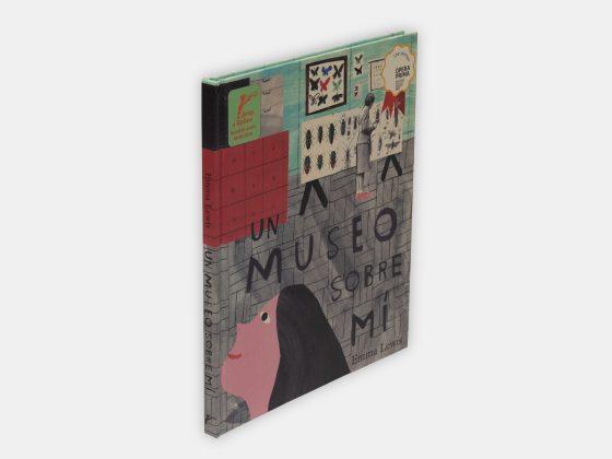 Libro Un museo sobre mí en Tienda Malba