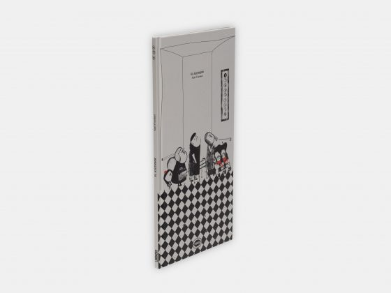 Libro El ascensor Tienda Malba