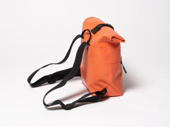 Mochila Mini Jeannie – Naranja – Side