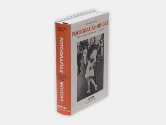 Libro Fotografías Míticas. 50 fotografías emblemáticas y su historia en Tienda Malba
