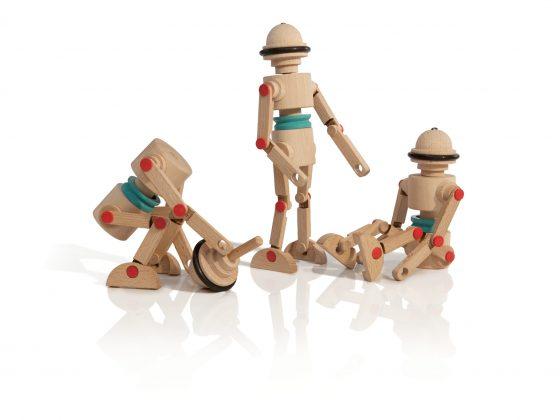 Robotop Mon Petit Art en Tienda Malba
