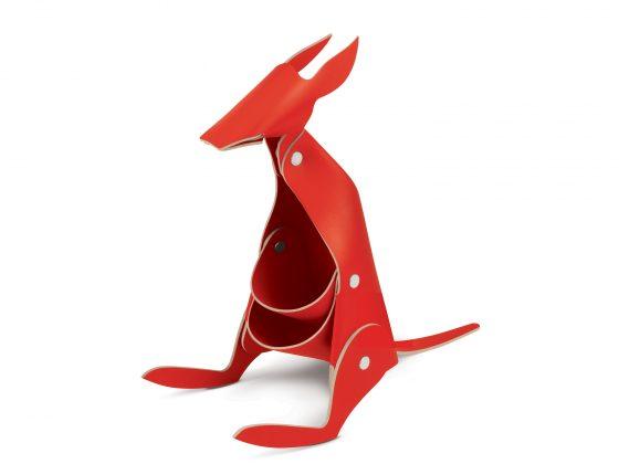 Canguro Rojo VacaValiente en Tienda Malba