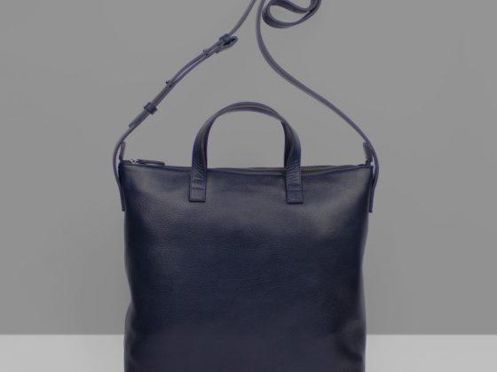 Med Bag Azul Navy por Le Bas