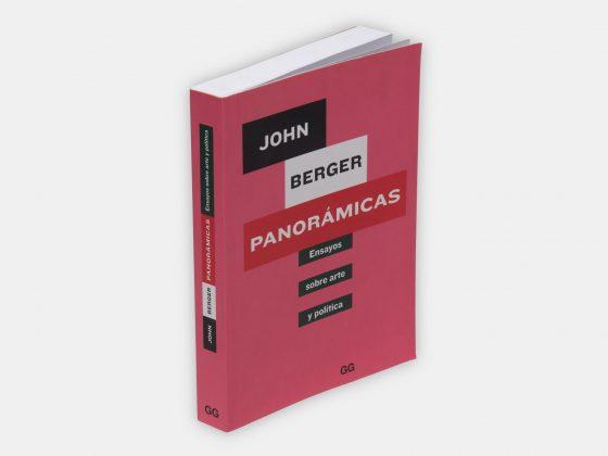 Libro Panorámicas de John Berger en Tienda Malba