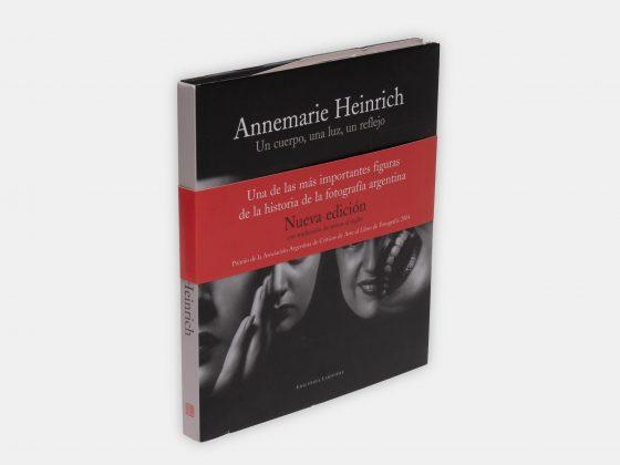 Annemarie Heinrich. Un cuerpo, una luz, un reflejo en Tienda Malba