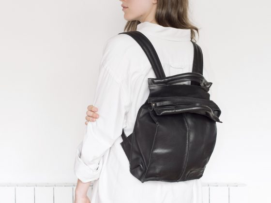 CNF Backpack Small Negra 1
