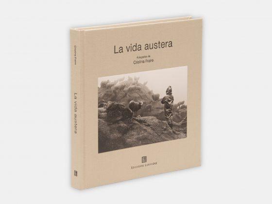 Libro La vida austera de Cristina Fraire en Tienda Malba
