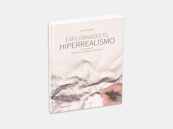 Libro Explorando el Hiperrealismo en Tienda Malba
