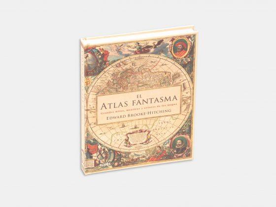 Libro El Atlas Fantasma__Grandes mitos, mentiras y errores de los mapas en Tienda Malba