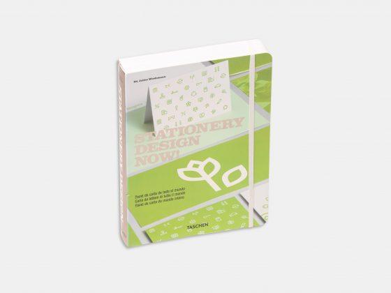 Libro Stationery Design Now! en Tienda Malba
