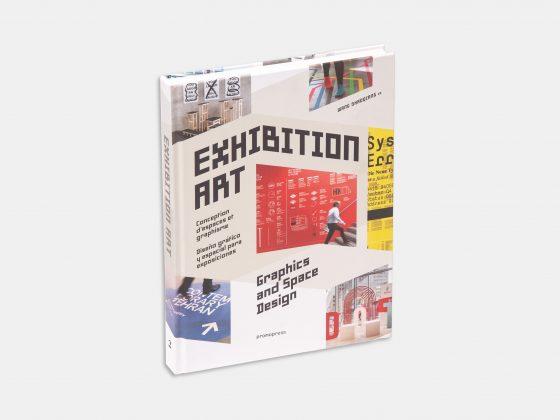Exhibition Art.Libro Graphics and space design en Tienda Malba