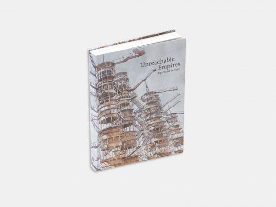Libro Unreachable Empires de Sigismond de Vajay en Tienda Malba