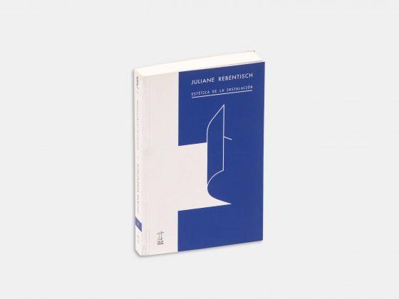 Libro Estética de la instalación en Tienda Malba