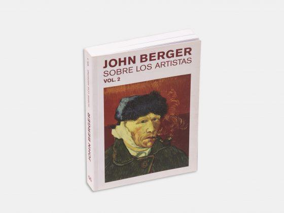 Libro Sobre los artistas. Vol. 2 de John Berger en Tienda Malba
