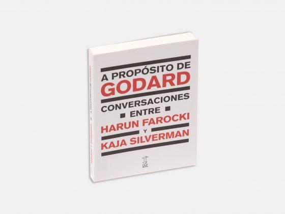 Libro A propósito de Godard. Conversaciones entre Harun Farocki y Kaja Silverman en Tienda Malba