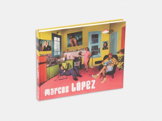 Libro Marcos López en Tienda Malba