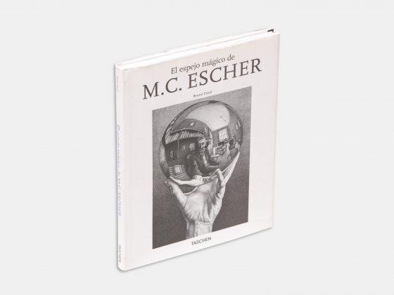 Libro El espejo mágico. M. C. Escher en Tienda Malba