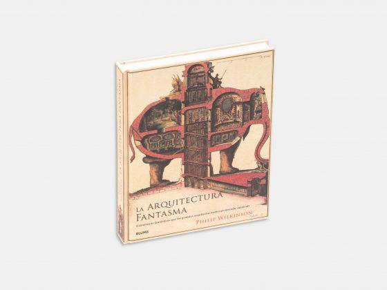 Libro La Arquitectura Fantasma de Philip Wilkinson en Tienda Malba