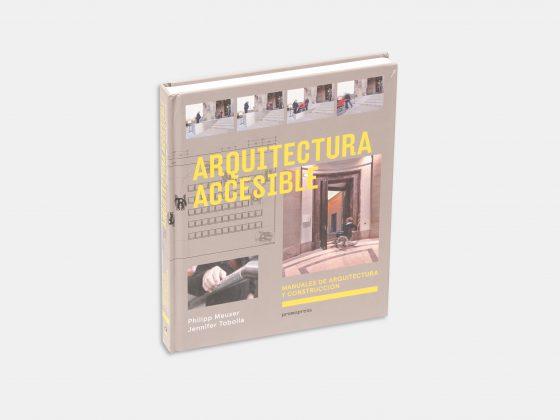 Libro Arquitectura accesible en Tienda Malba