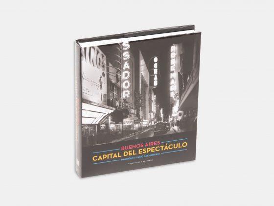 Libro Buenos Aires. Capital del Espectáculo en Tienda Malba