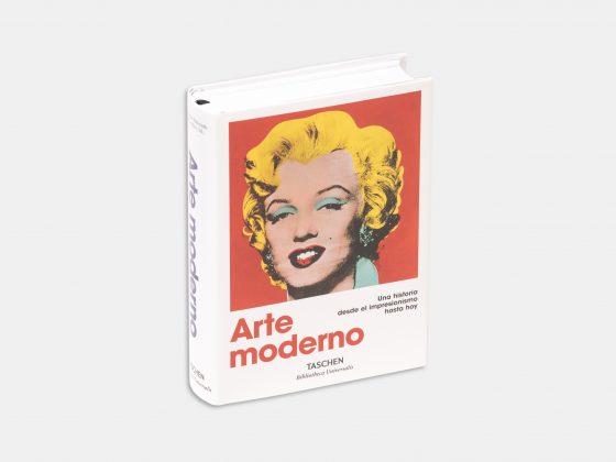 Libro Arte Moderno. Una historia desde el Impresionismo hasta hoy en Tienda Malba