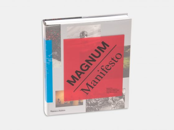 Libro Magnum Manifesto en Tienda Malba