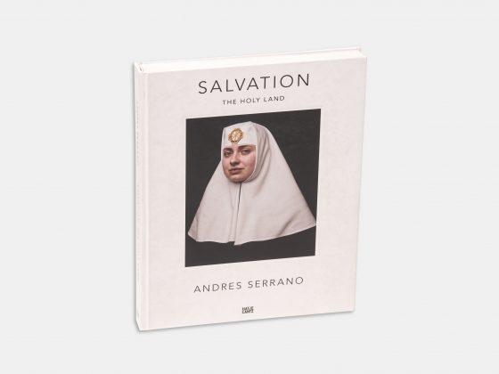 Libro Salvation en Tienda Malba