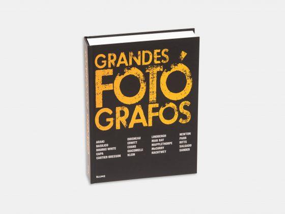 Libro Grandes Fotógrafos en Tienda Malba