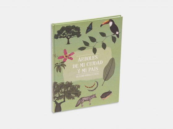 Libro Árboles De Mi Ciudad Y Mi País en Tienda Malba