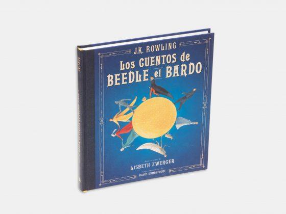 Libro Los cuentos de Beedle el Bardo en Tienda Malba