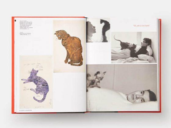 "Detalle del libro Andy Warhol ""Giant"" Size"