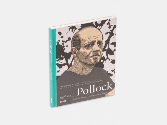 Libro Así es Pollock en Tienda Malba