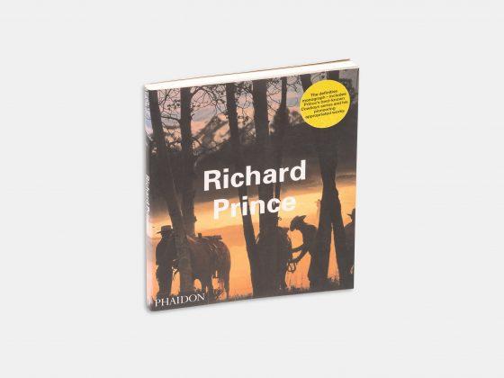 Libro Richard Prince en Tienda Malba