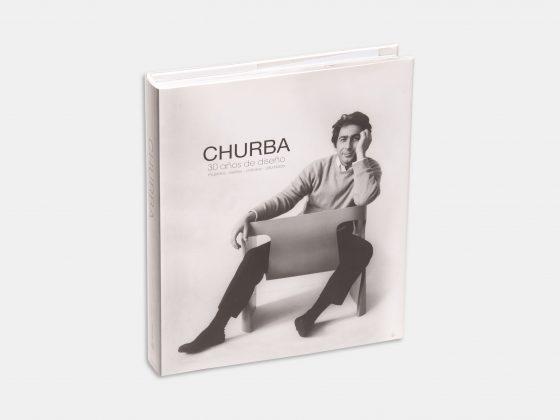 Libro Churba. 30 años de diseño en Tienda Malba