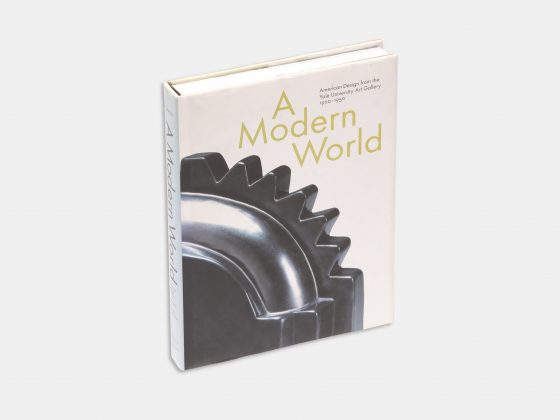 Libro A Modern World American design from the Yale University Art Gallery 1920-1950 en Tienda Malba