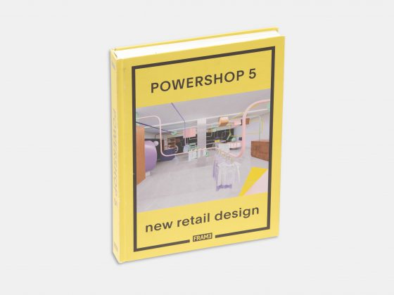 Libro Powershop 5. New retail design en Tienda Malba