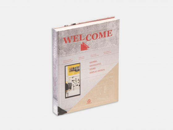 Libro Welcome: Global Excellent Store Display Design en Tienda Malba