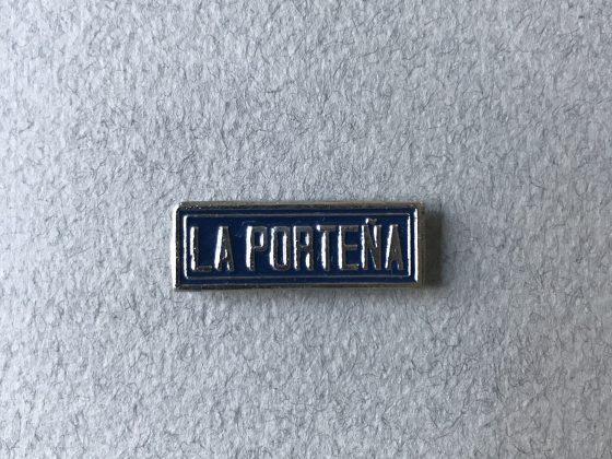 Pin La Porteña