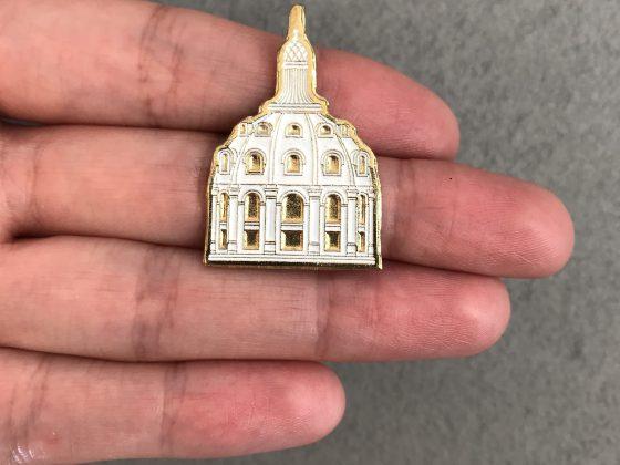Pin Serie Cúpulas Bencich – Dimensiones